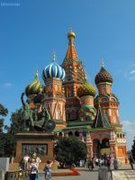 Saint Basil's Cathedral 5 by Puce-chan