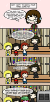 How to and how NOT to make a 4Koma #2 by Spaztique