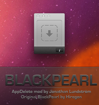 AppDelete BlackPearl Mod by Plizzo