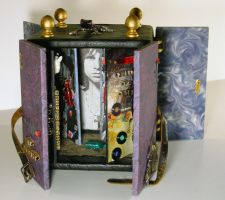 Doors Homage Shrine by archaetypes