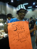 Save Point by Mariogal
