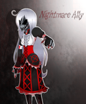 COMM- Little Nightmare by xXDemonic-EntityXx