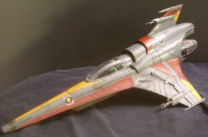 Solaria Flight-Roguewing-2 by Roguewing