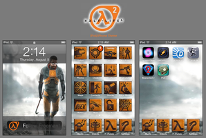 Half-Life 2 iPod Theme by ReplayLive