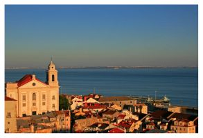 Lisboa e o Tejo by Garelito-Photos