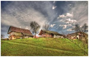 Farm by d1kobraz