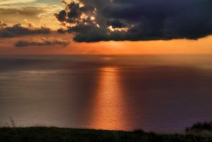Simply sunset - HDR by yoctox