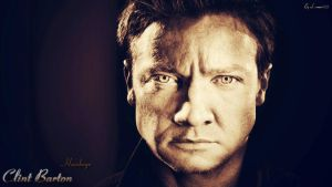 Clint Barton by Lauren452