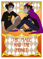 The Mage and the Prince by CrescentMarionette