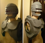 W.I.P Robocop Cosplay by Dax79