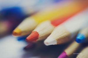 Colored Pencils by hotamr