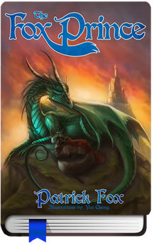The Fox Prince (paperback) by TheFoxTail