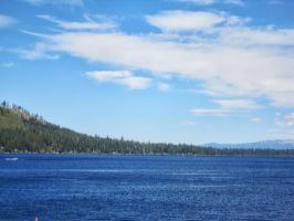 The Beautiful Lake by Shortwinger