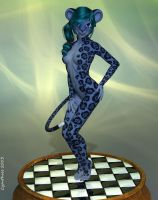 Action Figure: Kitty by cyanthree