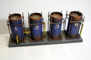 fuel tanks I by ariscene
