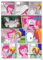 MLP FIM STARS Chapter-3 STARting Page-34 by MultiTAZker