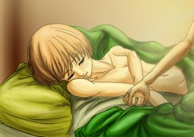 Chie's Morning by Kharta