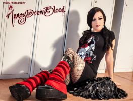 NancyDrewBlood V9 by KBGphotography