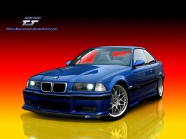 BMW 318is - 1998 by EmreFast