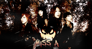 Miss A Halloween by Baka-lisy