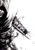 Altair-The Master Assassin by VisintinY