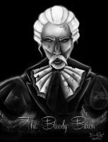 The Bloody Baron: Slytherin House Ghost by emmanuel7