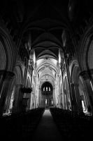 Lausanne Cathedral I by mbennion76