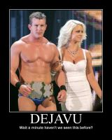 Ted Dibiase and Maryse by greylionGacHi