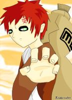 Gaara of the Sand by Lissinater