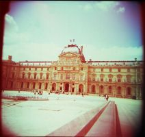Louvre by SOFIg