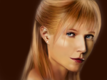 Pepper Potts by GingerLilys