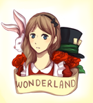 [PG] Annabelle in Wonderland by YerBestFriend99