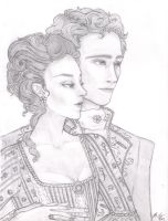 Percy et Marguerite by JabberBabyWocky645