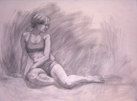 Life Drawing 2 by lithriel