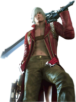 Dante Render by TheFinalFatality