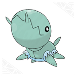 Alolan Trapinch by j7663701