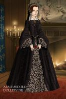 Queen Mary I by Serenevie