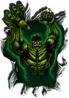 HULK SMASH COLORS 2012 by barfast