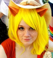 Applejack by mollyisacatlady