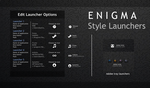 Enigma Style Launchers by Daelnz