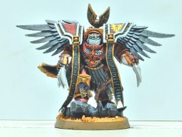 Captain Angelus Caim COMPLETED by JaWzY83