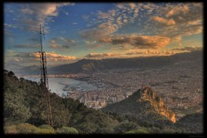 Palermo in HDR I by blackandecker