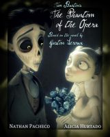 Tim Burton's Phantom of the Opera by VampireBlackCat