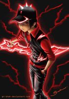 Boboiboy Halilintar by GN-SHAK