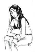 Male half-elf by nicneven