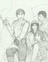 Les Mis (2012) (WIP) by NOTEBLUE13