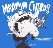 Maximum Cheru 2014 by SupaCrikeyDave