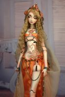Porcelain BJD Doll by Forgotten Hearts by FHdolls