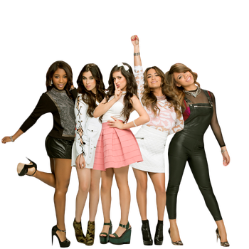 Fifth Harmony PNG by forgetandrun