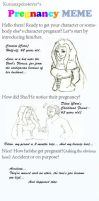 Pregnancy Meme - Dherios and Coralia by anerolsevla
